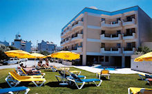 Foto Hotel Lefteris in Chersonissos ( Heraklion Kreta)